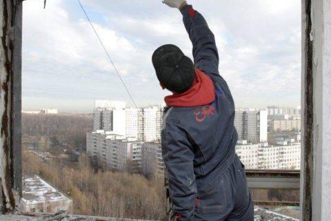 Установка окон Екатеринбург